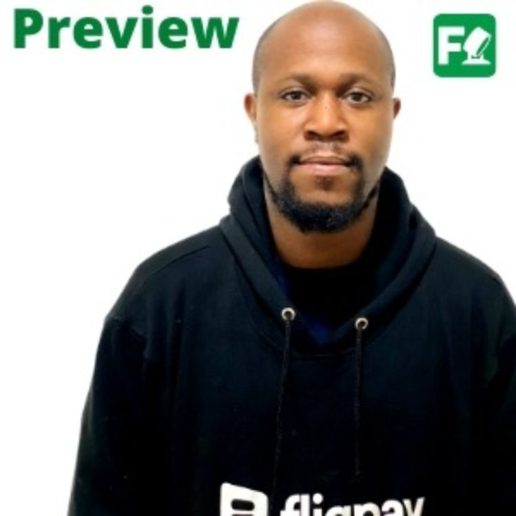 cover art for PREVIEW: Wole Ayodele , Fliqpay