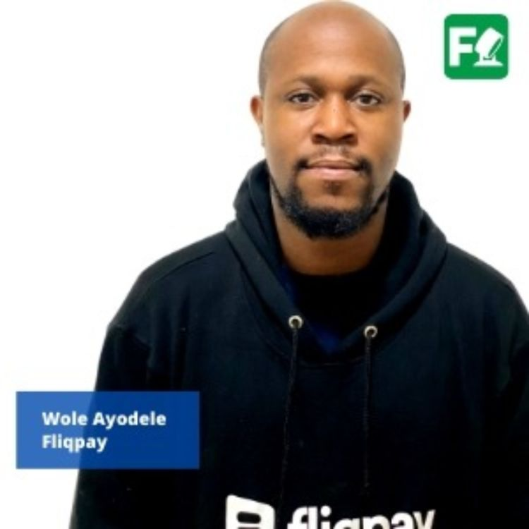 cover art for Wole Ayodele, Fliqpay