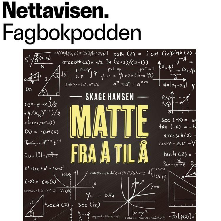 cover art for Matte fra A til Å med Skage Hansen