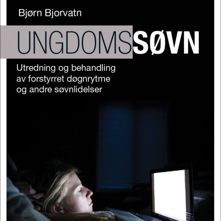 cover art for Ungdomssøvn med Bjørn Bjorvatn