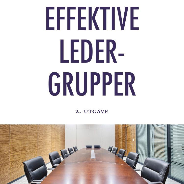 cover art for Effektive ledergrupper