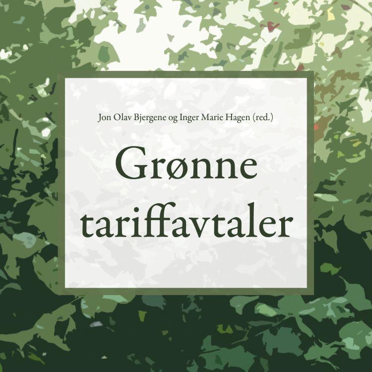 cover art for Grønne tariffavtaler