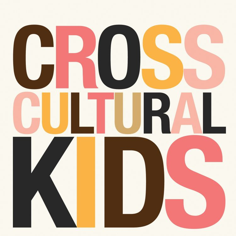 cover art for Cross Cultural Kids