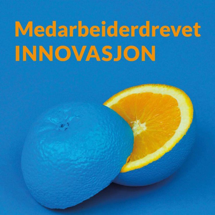 cover art for Medarbeiderdrevet innovasjon