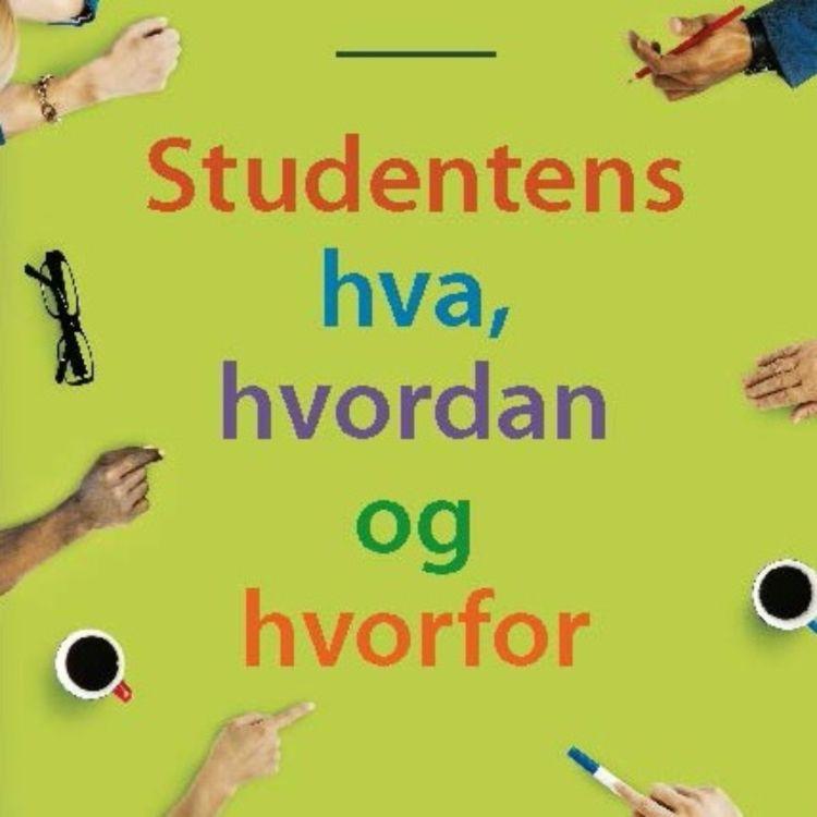cover art for Studentens hva, hvordan og hvorfor