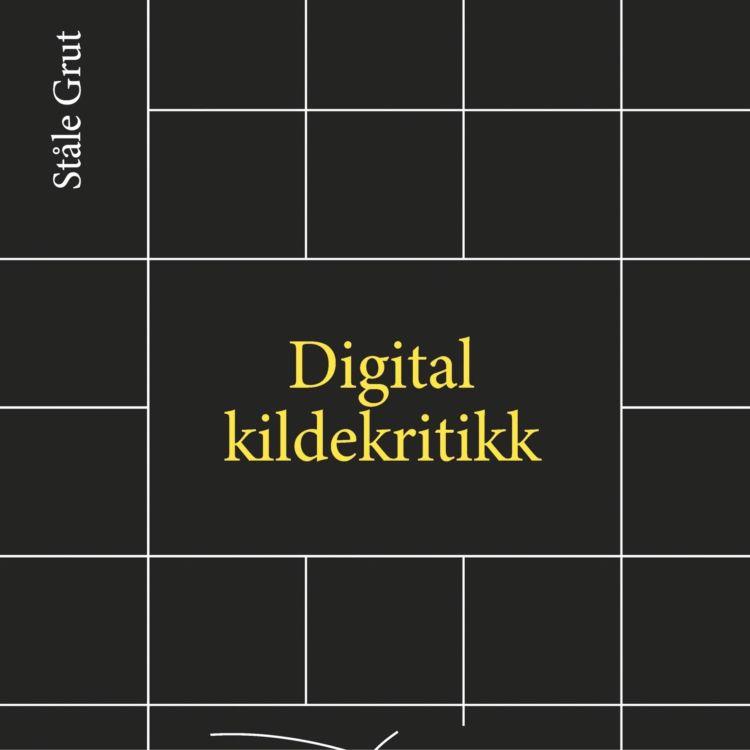 cover art for Digital kildekritikk