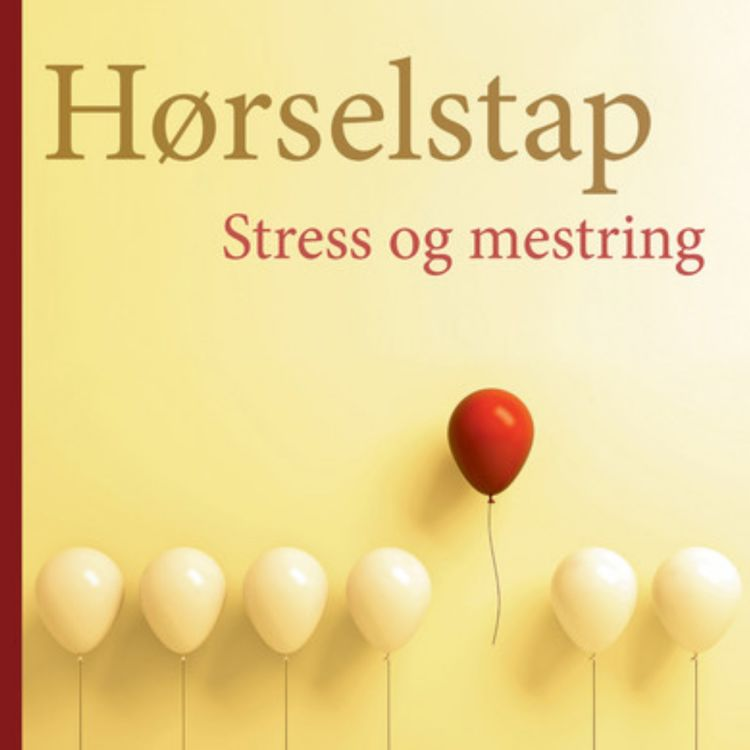 "cover art for ""Hørselstap"" av Katharine Cecilia Williams"