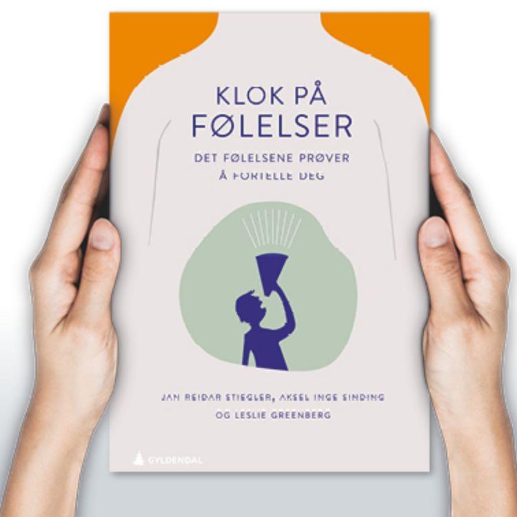 cover art for Klok på følelser med Aksel Inge Sinding
