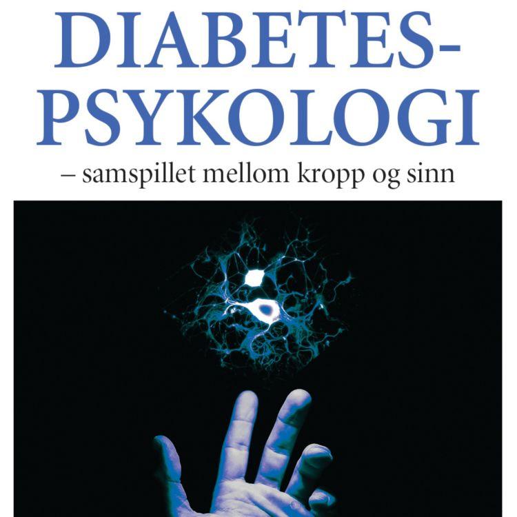 cover art for Diabetespsykologi med Jon Haug