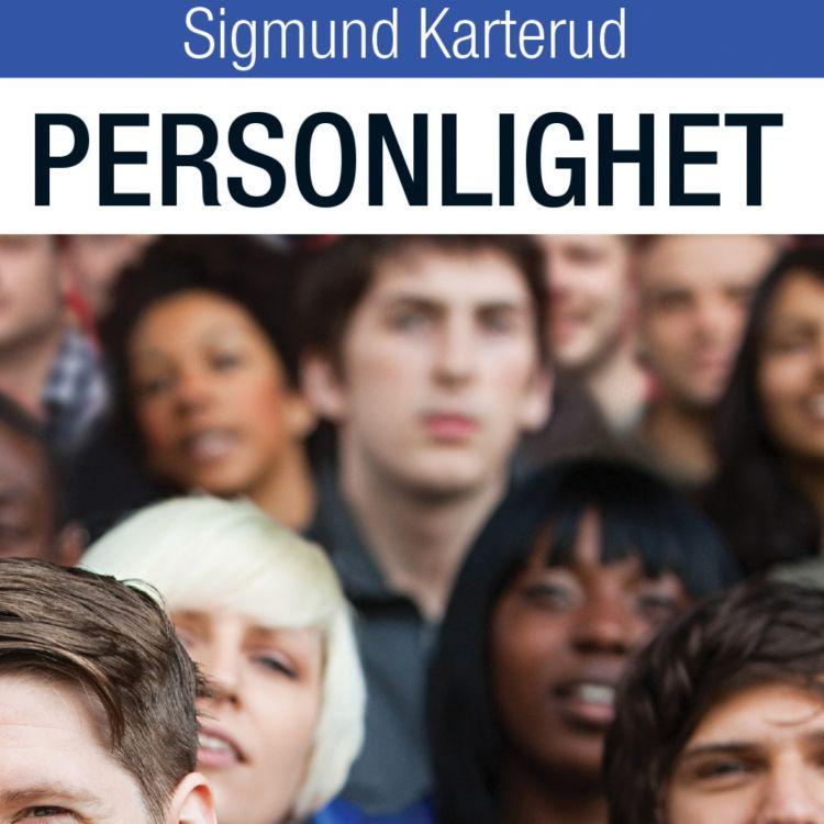 cover art for Personlighet med Sigmund Karterud