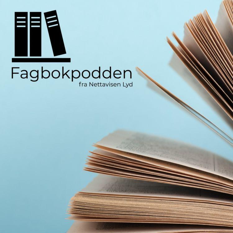 cover art for Fagbokpodden lanserer i oktober 2018