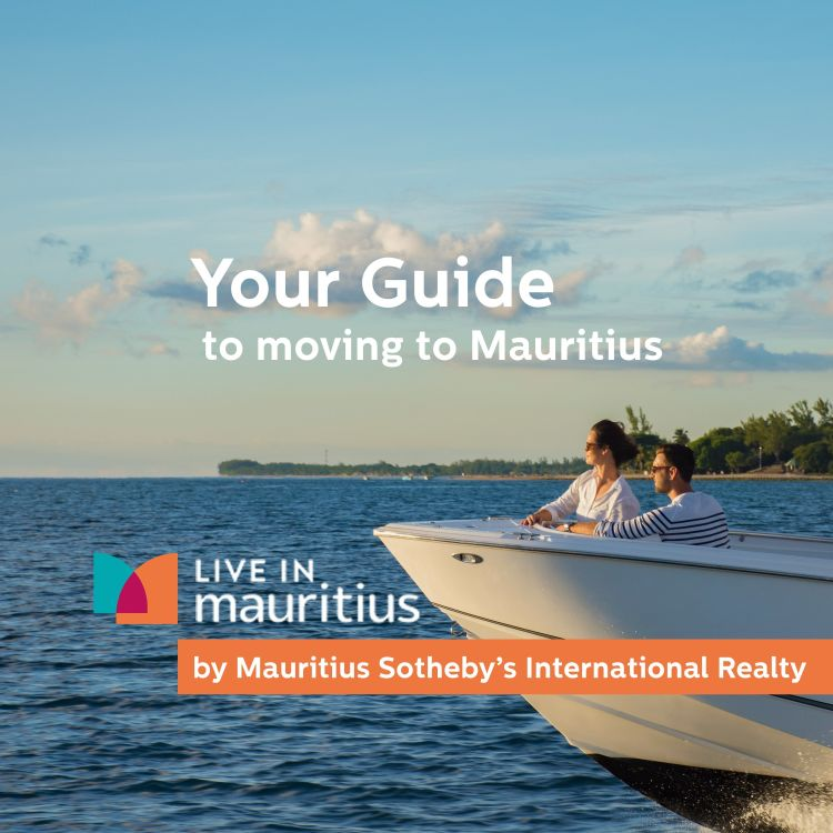 cover art for Your guide to Moving to Mauritius