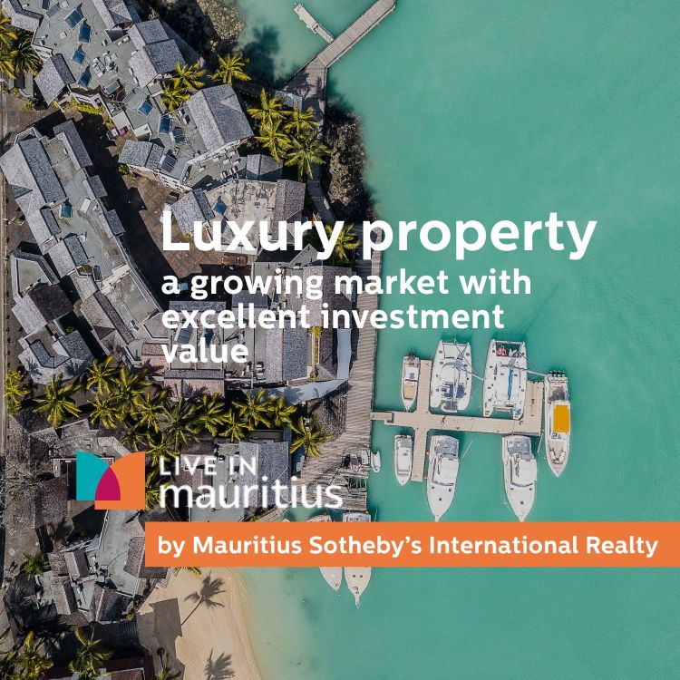 cover art for Luxury property in Mauritius: A growing market with excellent investment value