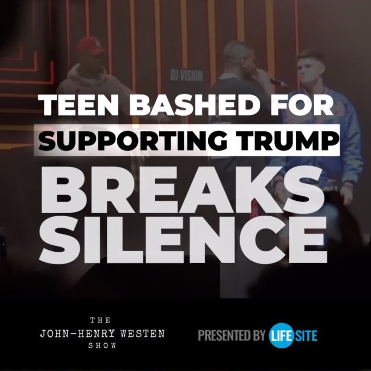 cover art for Christian teen bullied by rapper for refusing to say 'F*** Trump!' at concert breaks silence