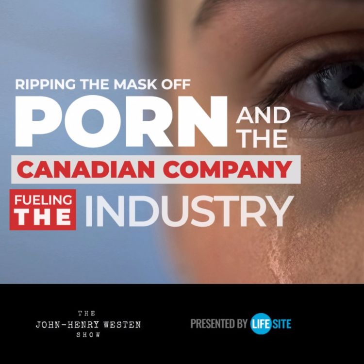 cover art for Ripping the mask off porn and the Canadian company that's fueling the industry