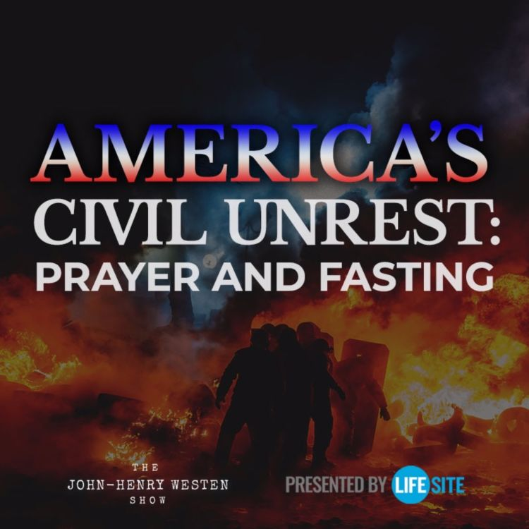 cover art for Deacon provides solution to America's civil unrest: 'Prayer, fasting, and a lot of work'