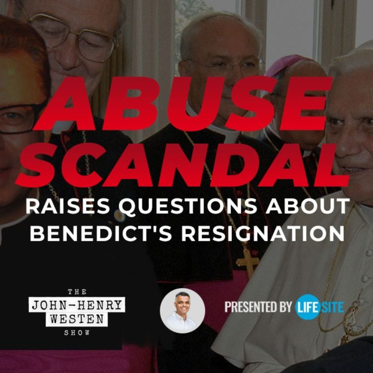 cover art for Abuse story of former Vatican official raises questions about Benedict's resignation