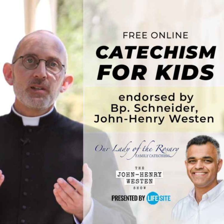 cover art for Catholic parents: sign your kids up for this online catechism course backed by Bp. Schneider