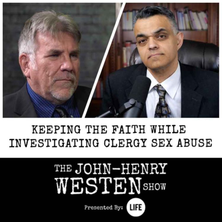 cover art for Keeping the faith while investigating clergy sex abuse
