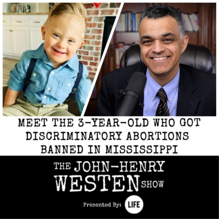 cover art for Meet the 3-year-old who got discriminatory abortions banned in Mississippi