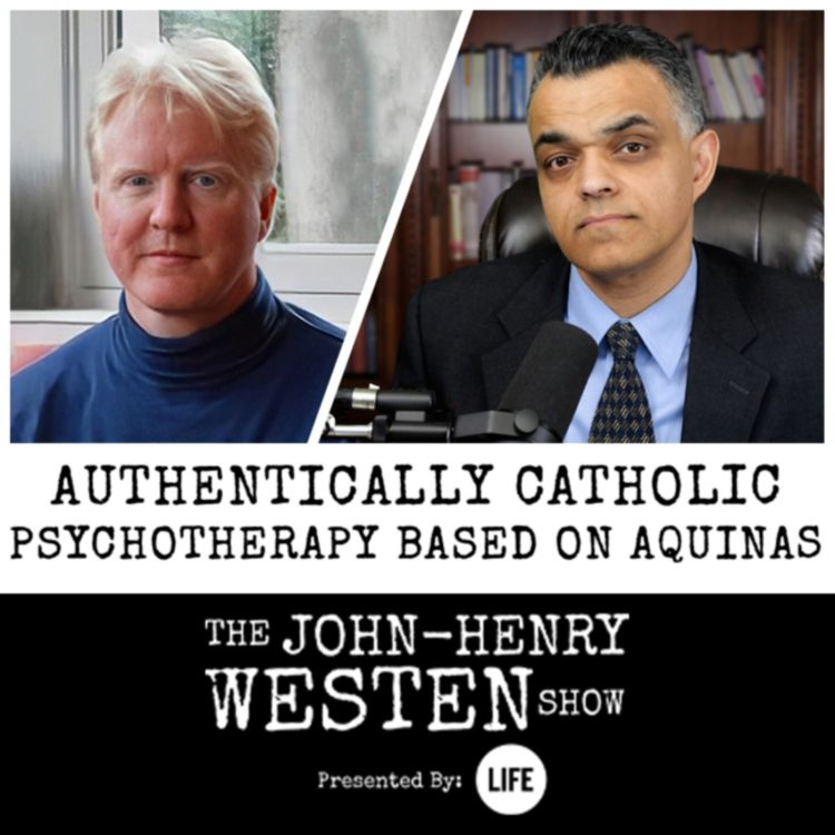 cover art for Authentically Catholic psychotherapy based on St. Thomas Aquinas Aquinas