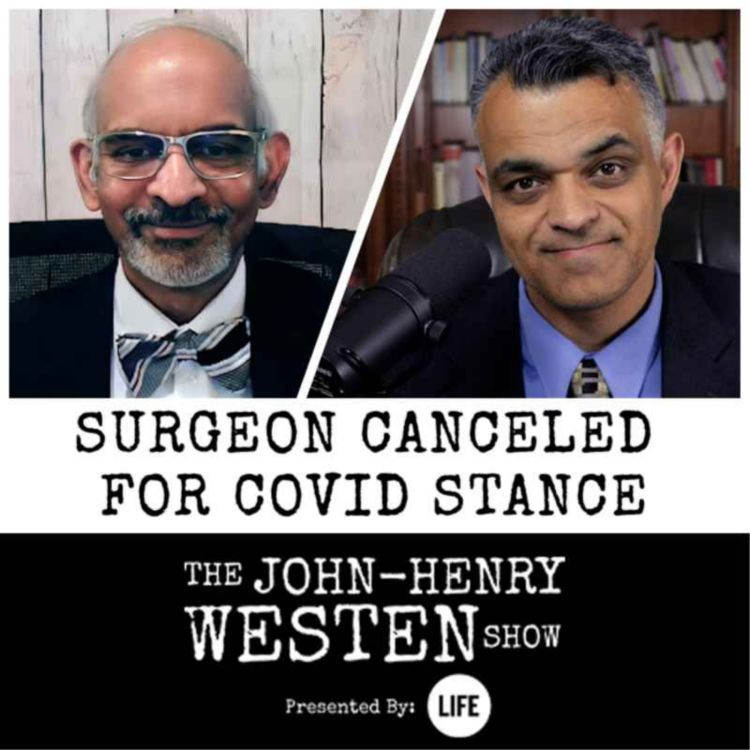 cover art for Canadian surgeon canceled for supporting informed consent for COVID shot