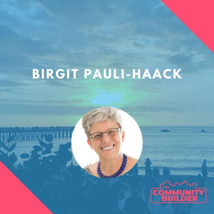 cover art for Nonprofits, Tech Communities, Wordpress, Diversity, and Social Learning with Birgit Pauli-Haack