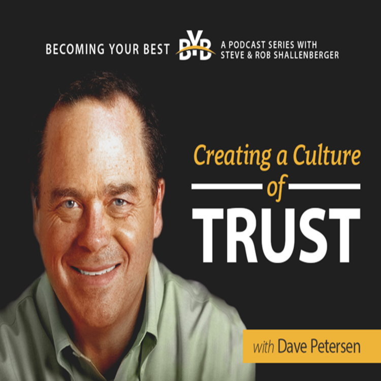 cover art for Dave Petersen | Creating a Culture of Trust