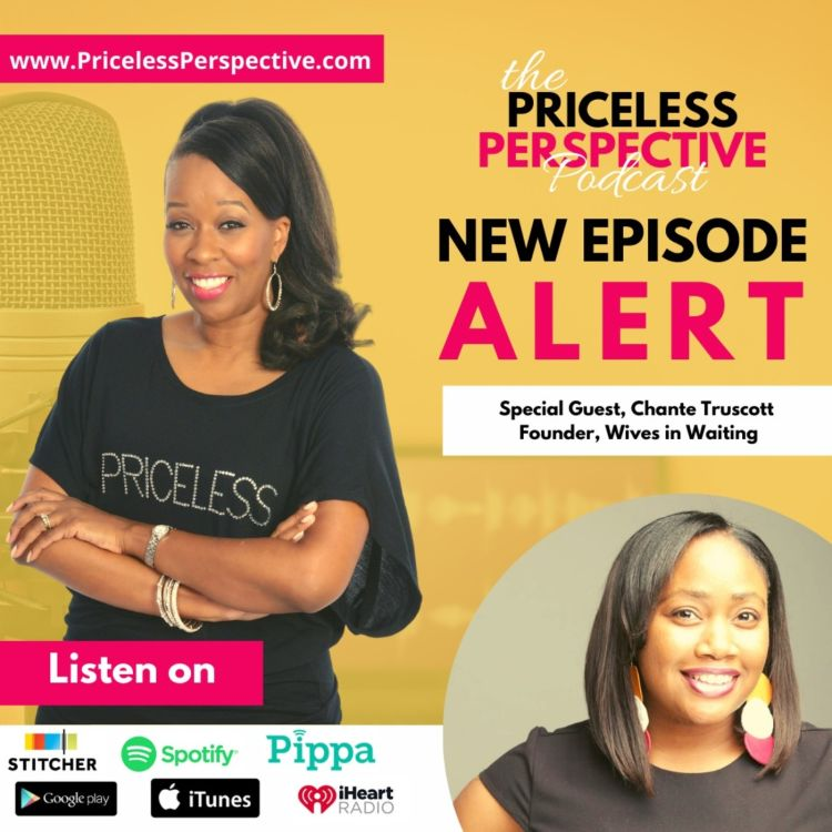 cover art for Priceless Perspective with Dr. Nicole Steele