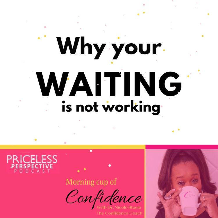 """cover art for Why your """"waiting"""" is not working"""