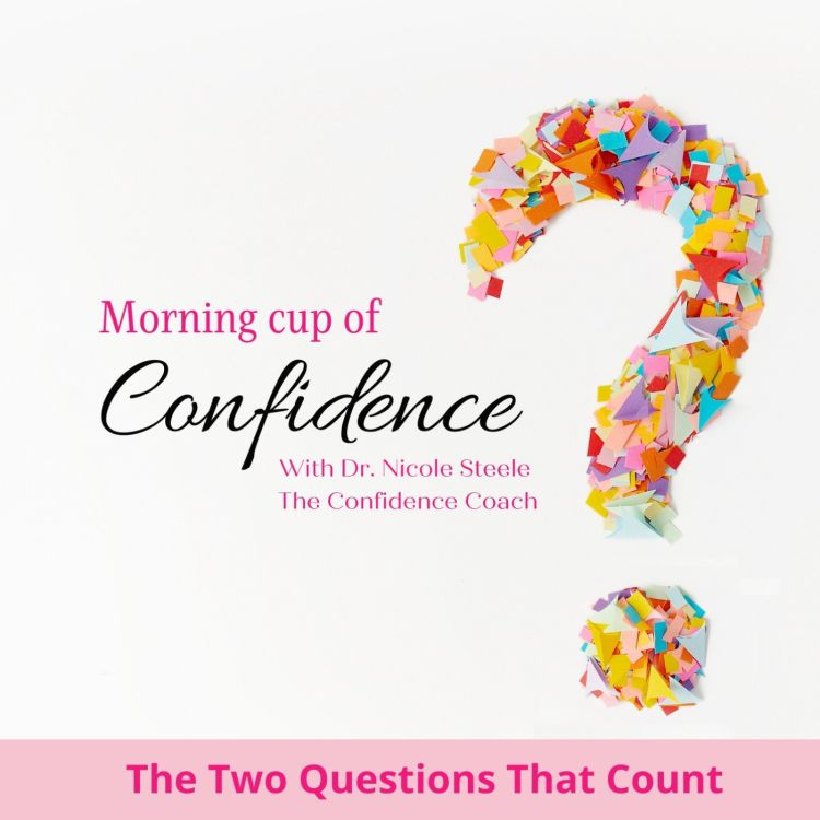 cover art for The Two Questions That Count