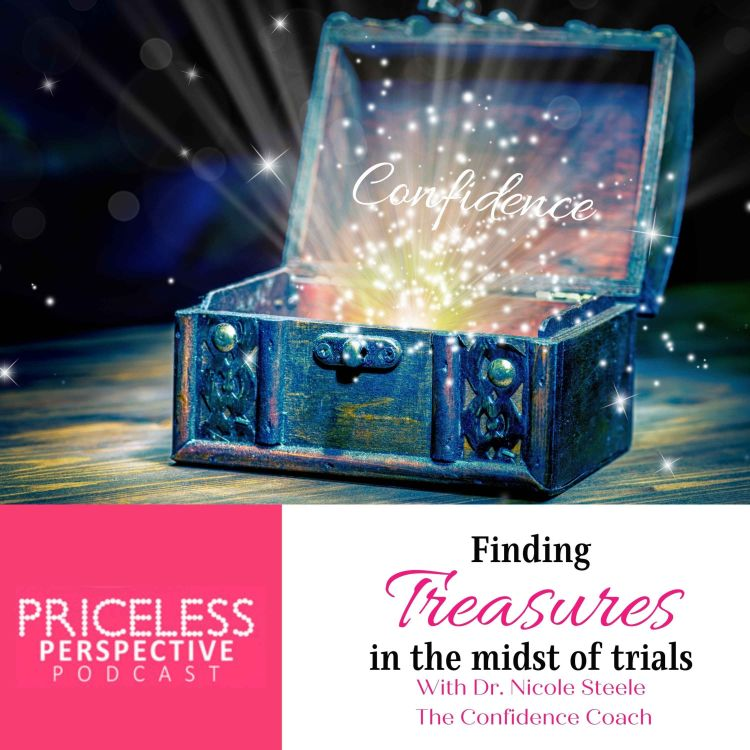 cover art for Finding the Treasure in the Midst of the Trial