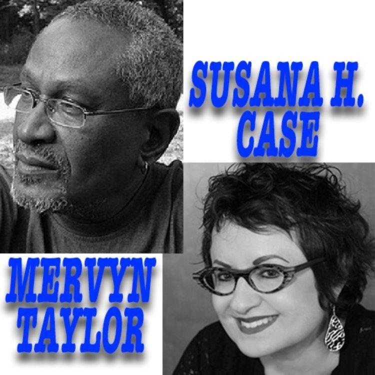 cover art for Mentoring Poets: Susana H. Case & Mervyn Taylor