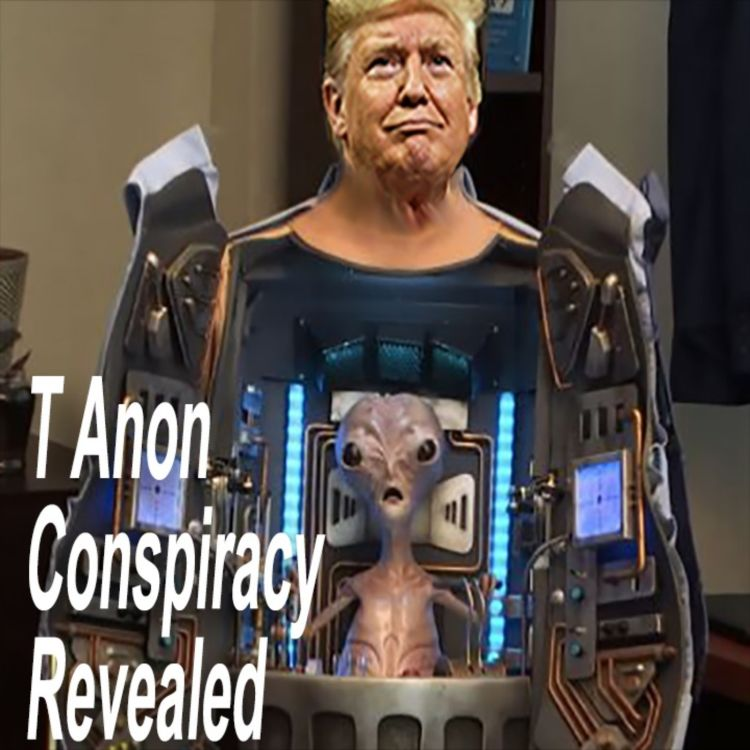 cover art for Conspiracy Theories--This I believe
