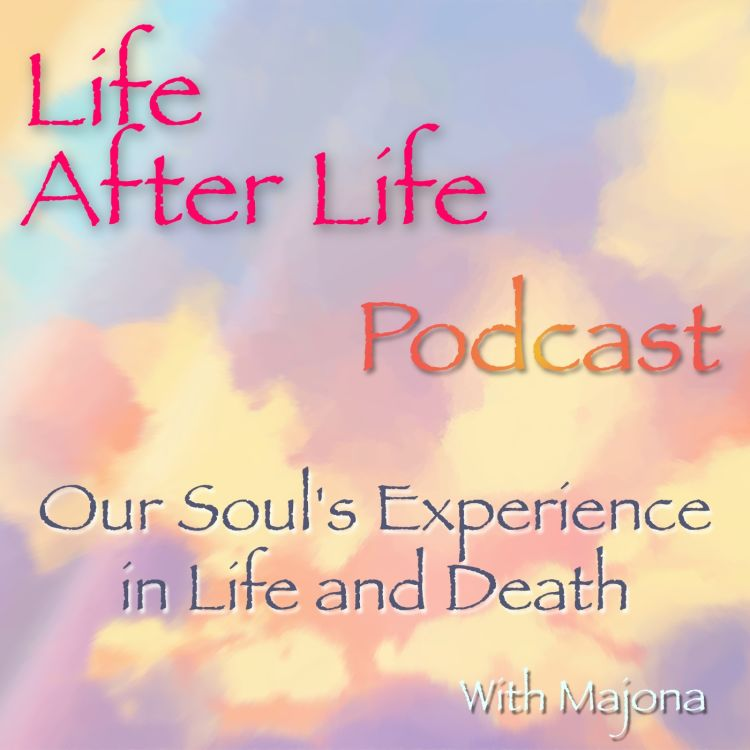 cover art for Life After Life Podcast - Soul contracts and pods