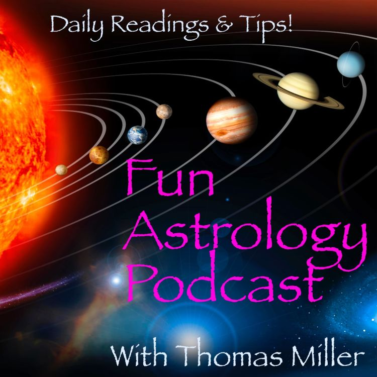 cover art for Astrology Fun - December 24 - Holiday Weekend Astro Forecast