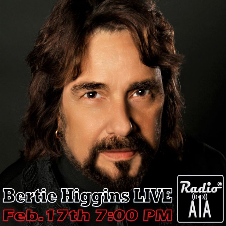cover art for Bertie Higgins LIVE at the Richey Suncoast Theatre