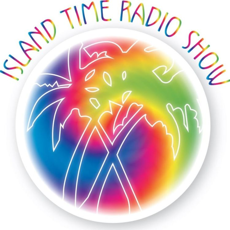 cover art for Island Time Radio Show- 6-08-20