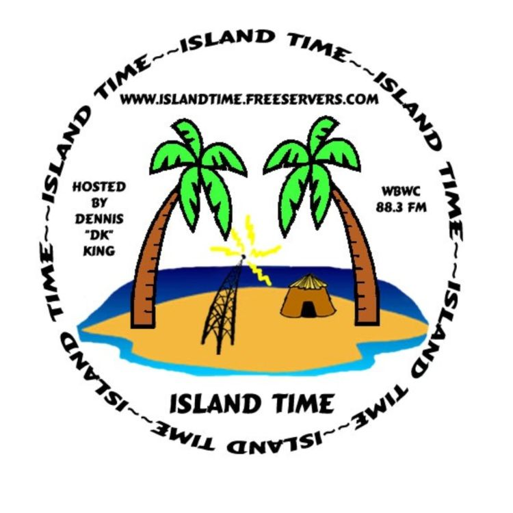 cover art for Island Time Radio Show 1-24-11