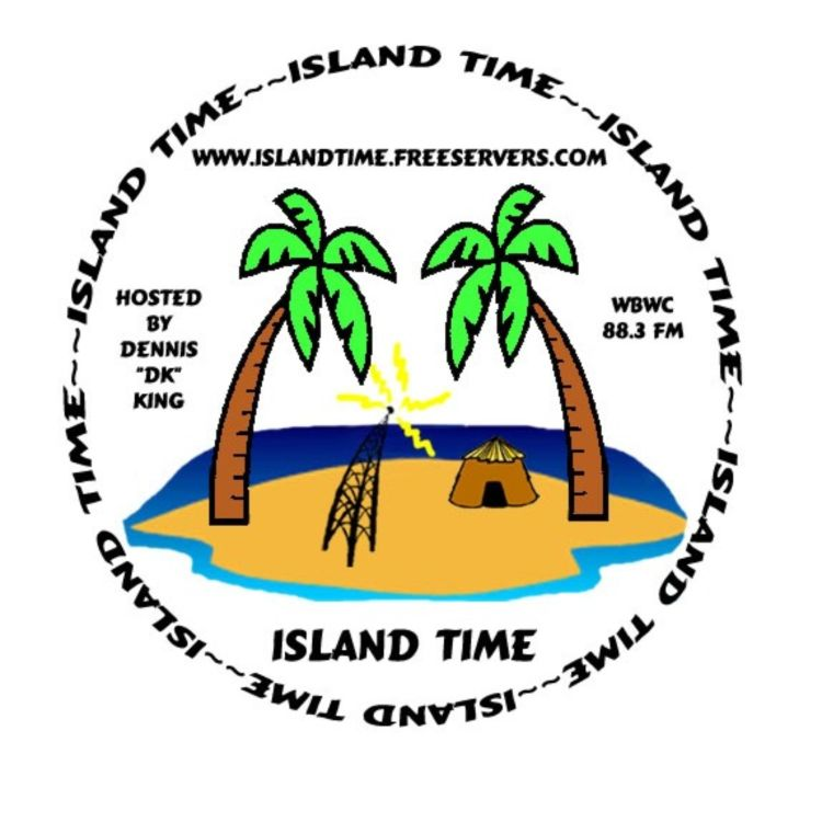 cover art for Island Time Radio Show- 8-12-13