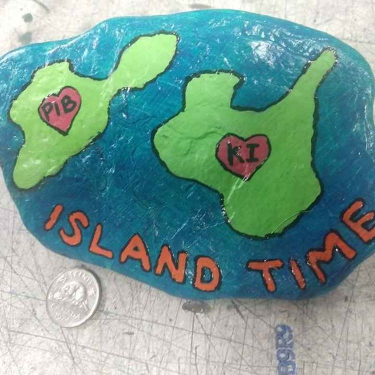 cover art for Island Time Radio Show 6-7-21