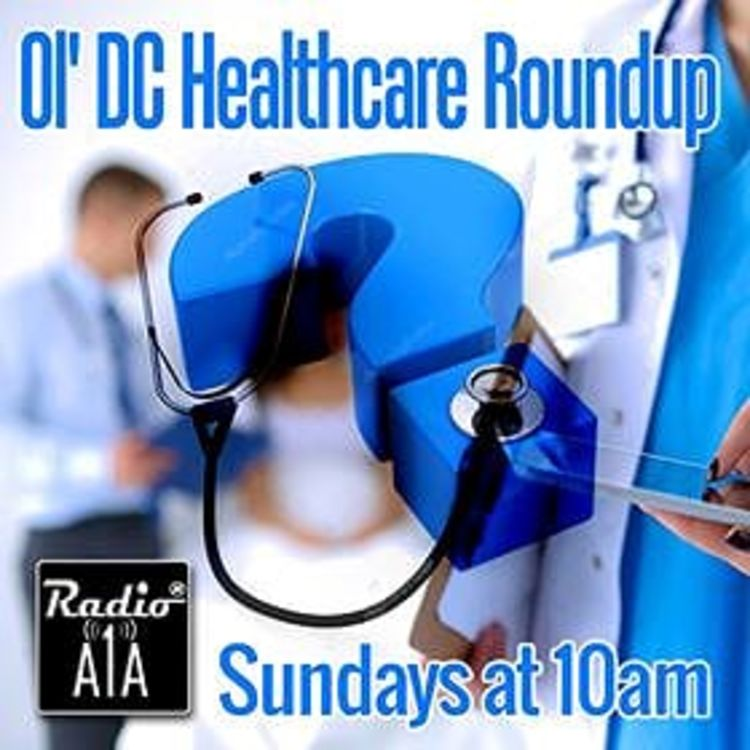 """cover art for OL' DC """"HealthCare Roundup"""" #1"""
