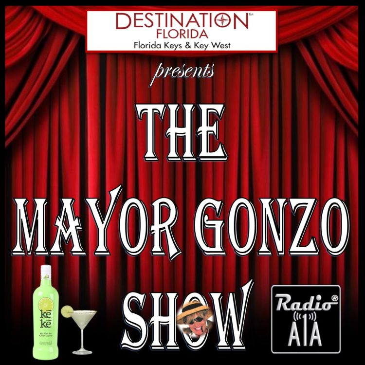 cover art for The Mayor Gonzo Show Episode 8