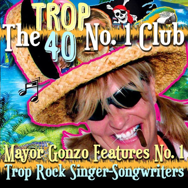 cover art for The Trop 40 No. 1 Club Episode 14 Dayglo Red