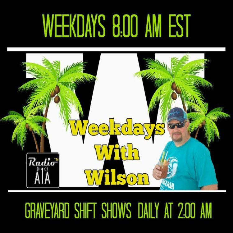 cover art for Weekdays With Wilson Featuring Tim Campbell