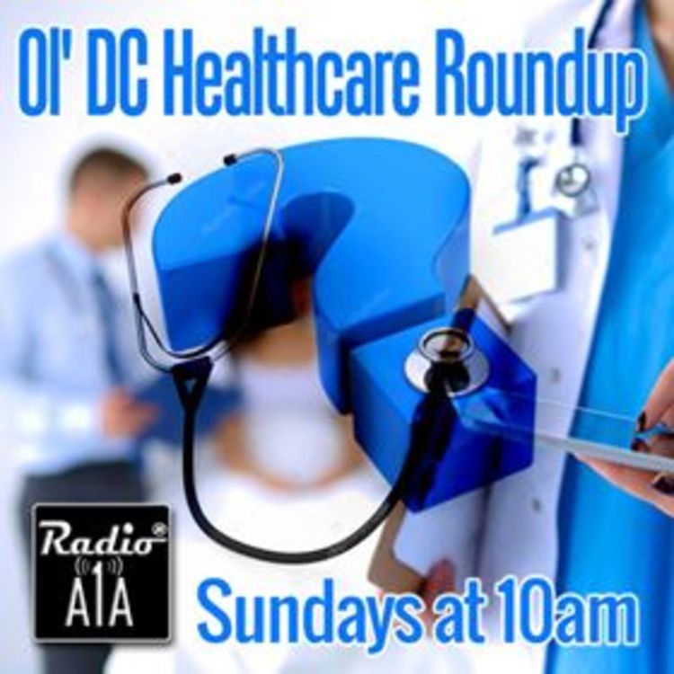 "cover art for OL' DC ""HealthCare Roundup"" #2"