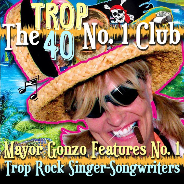 cover art for The Trop 40 No. 1 Club Episode 8 Boomer Blake