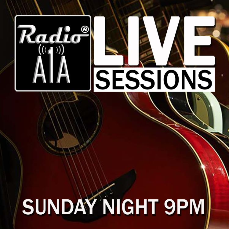 cover art for RadioA1A LIVE Sessions Presents The Patio Pirates