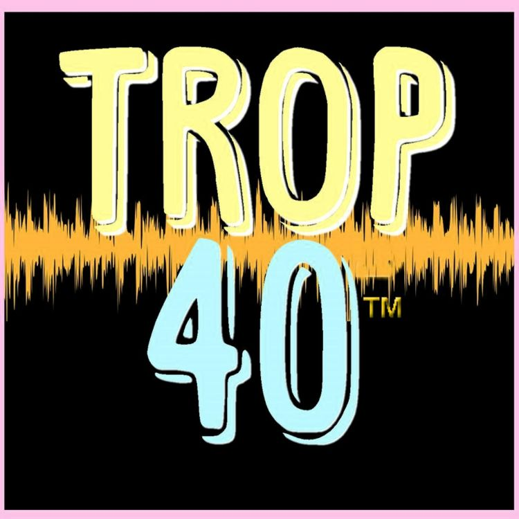 """cover art for The Weekly Trop 40 'TOP 10"""" July 15th, 2018"""