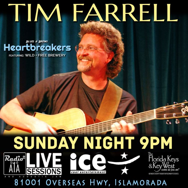 cover art for RadioA1A LIVE Sessions Presents Virtuoso Acoustic Guitarist, Tim Farrell